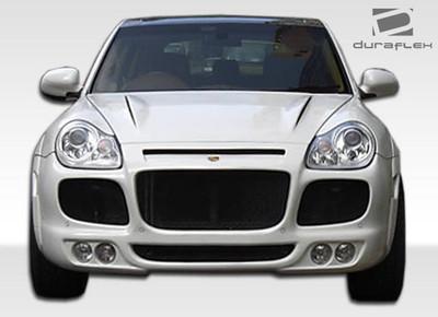 Porsche Cayenne G-Sport Duraflex Front Wide Body Kit Bumper 2003-2006