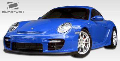 Porsche Cayman GT-2 Duraflex Front Body Kit Bumper 2006-2008
