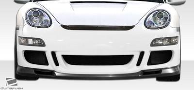 Porsche Cayman GT3-R Duraflex Front Bumper Lip Body Kit 2005-2012