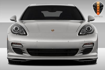 Porsche Panamera Eros Version 2 Duraflex Front Bumper Lip Body Kit 2010-2013