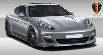 Porsche Panamera Eros Version 2 Duraflex Full 6 Pcs Body Kit 2010-2013