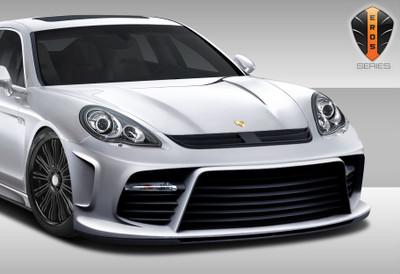 Porsche Panamera Eros Version 4 Duraflex Front Body Kit Bumper 2010-2013