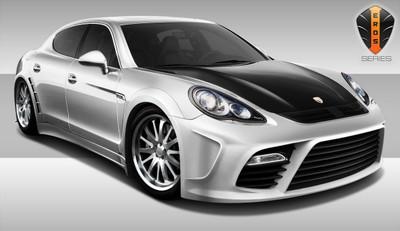 Porsche Panamera Eros Version 4 Duraflex Full Wide Body Kit 2010-2013