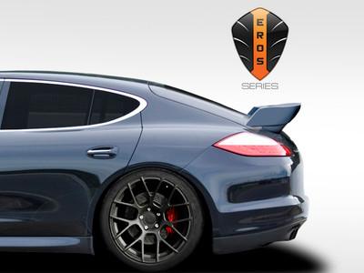 Porsche Panamera Eros Version 5 Duraflex Body Kit-Wing/Spoiler 2010-2015
