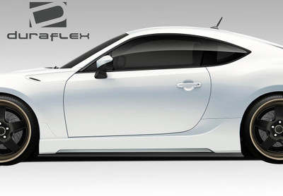 Scion FR-S 86-R Duraflex Side Skirts Body Kit 2013-2015
