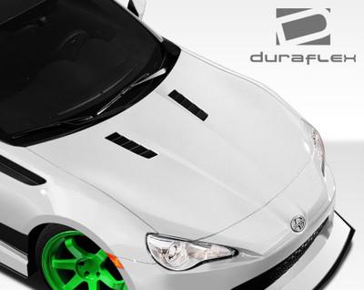 Scion FR-S GT Concept Duraflex Body Kit- Hood 2013-2015
