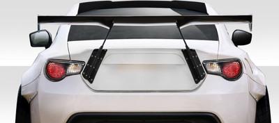 Scion FR-S GT500 Duraflex Body Kit-Wing/Spoiler 2013-2015