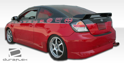 Scion TC FAB Duraflex Side Skirts Body Kit 2005-2010