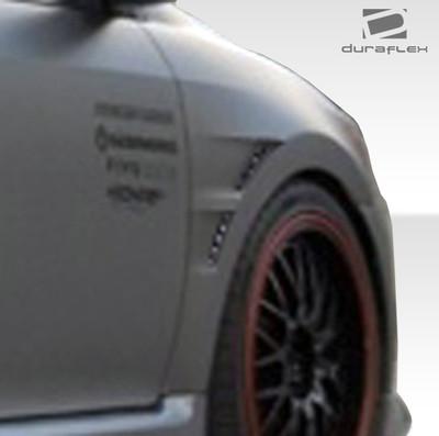 Scion TC GT Concept Duraflex Body Kit- Fenders 2005-2010