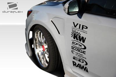 Scion TC GT Concept Duraflex Body Kit- Fenders 2011-2014