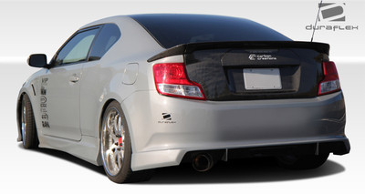 Scion TC GT Concept Duraflex Rear Body Kit Bumper 2011-2013