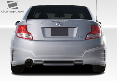 Scion TC GT-R Duraflex Rear Body Kit Bumper 2011-2013