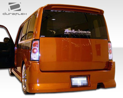 Scion xB FAB Duraflex Rear Body Kit Bumper 2004-2007