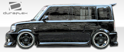 Scion xB FAB Duraflex Side Skirts Body Kit 2004-2007