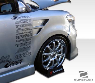 Scion xB GT Concept Duraflex Body Kit- Fenders 2008-2015