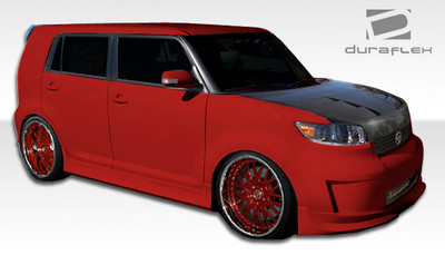 Scion xB Racer Duraflex Side Skirts Body Kit 2008-2015