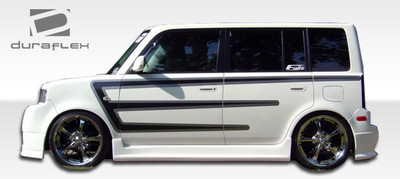 Scion xB Skyline Duraflex Side Skirts Body Kit 2004-2007