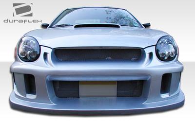 Subaru Impreza 4DR A-Spec Duraflex Front Body Kit Bumper 2002-2003