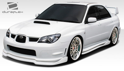 Subaru Impreza 4DR C-Speed 2 Duraflex Full Body Kit 2006-2007