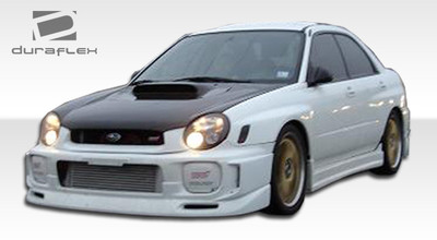 Subaru Impreza 4DR C-Speed Duraflex Full Body Kit 2002-2003