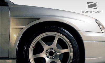 Subaru Impreza 4DR GT Concept Duraflex Body Kit- Fenders 2004-2005