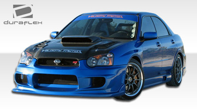 Subaru Impreza 4DR I-Spec Duraflex Full Body Kit 2004-2005