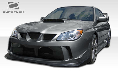 Subaru Impreza 4DR Z-Speed Duraflex Full Body Kit 2006-2007