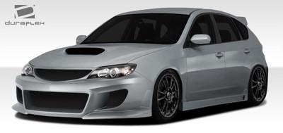Subaru Impreza 5DR C-Speed 3 Duraflex Full Body Kit 2008-2011