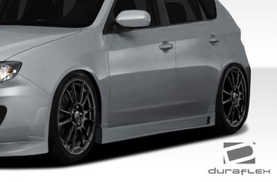 Subaru Impreza 5DR C-Speed 3 Duraflex Side Skirts Body Kit 2008-2011