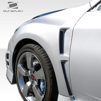 Subaru Impreza 5DR GT Concept Duraflex Body Kit- Fenders 2008-2014