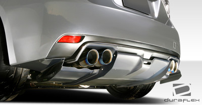 Subaru Impreza 5DR VR-S Duraflex Rear Diffuser 2008-2014