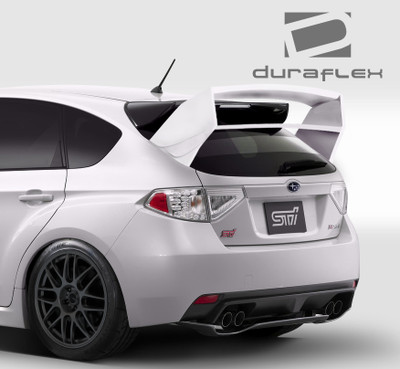 Subaru Impreza 5DR WRC Look Duraflex Body Kit-Wing/Spoiler 2008-2014