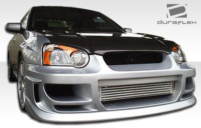 Subaru Impreza C-Speed 2 Duraflex Front Body Kit Bumper 2004-2005