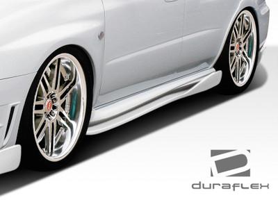 Subaru Impreza C-Speed 2 Duraflex Side Skirts Body Kit 2004-2007
