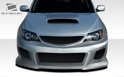 Subaru Impreza C-Speed 3 Duraflex Front Body Kit Bumper 2008-2011