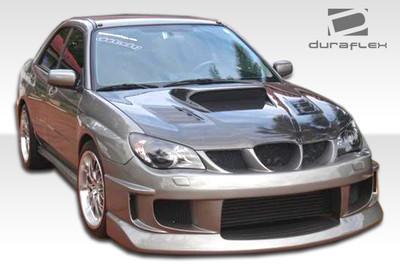 Subaru Impreza C-Speed Duraflex Front Body Kit Bumper 2006-2007