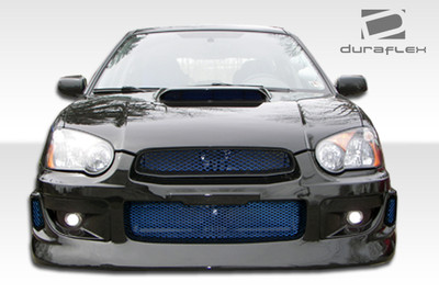 Subaru Impreza GT Competition Duraflex Front Body Kit Bumper 2004-2005