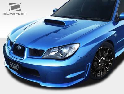 Subaru Impreza GT Concept Duraflex Body Kit- Hood 2006-2007