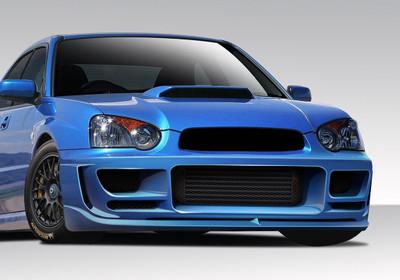 Subaru Impreza Harmon Duraflex Front Body Kit Bumper 2004-2005