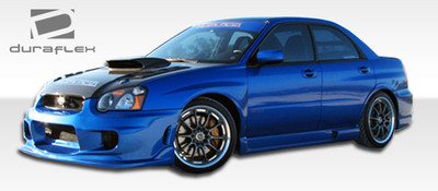 Subaru Impreza I-Spec Duraflex Front Body Kit Bumper 2004-2005