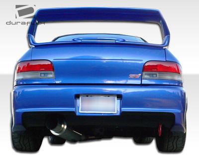 Subaru Impreza S-Sport Duraflex Rear Body Kit Bumper 1993-2001