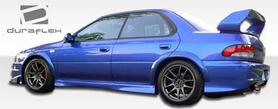 Subaru Impreza S-Sport Duraflex Side Skirts Body Kit 1993-2001