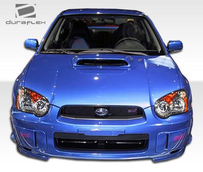 Subaru Impreza STI Look Duraflex Front Body Kit Bumper 2004-2005