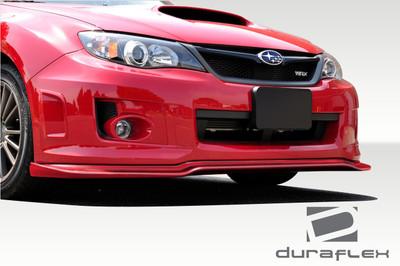 Subaru Impreza VR-S 2 Duraflex Front Bumper Lip Body Kit 2011-2014