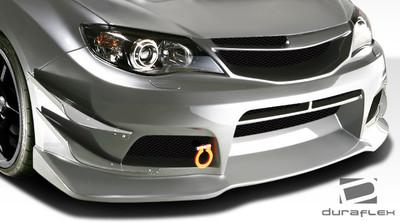 Subaru Impreza VR-S Duraflex Front Body Kit Bumper 2008-2014