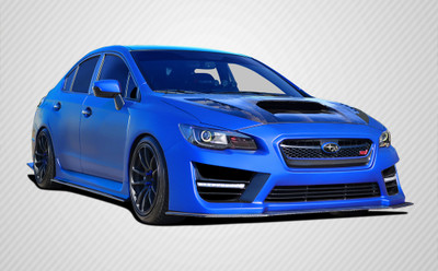 Subaru WRX NBR Concept Carbon Fiber Creations Full Body Kit 2015-2015