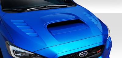 Subaru WRX NBR Concept Duraflex Body Kit- Hood 2015-2015