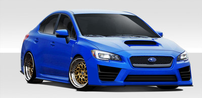 Subaru WRX NBR Concept Duraflex Full Body Kit 2015-2015