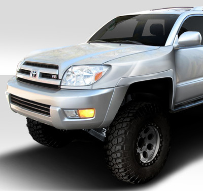 Toyota 4Runner Bulge Duraflex Body Kit- Fenders 2004-2009