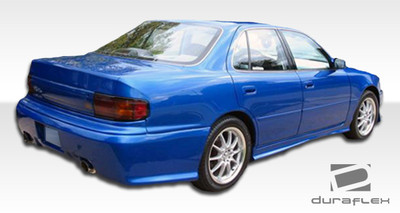 Toyota Camry 4DR Swift Duraflex Side Skirts Body Kit 1992-1996